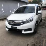 All New Honda Mobilio Manual M/T Tahun 2017 Mulus Plat BG DP 25 JT