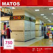 Kios 3 Muka Di Matos Mall Kota Malang _ 548.18 (21035991) di Kota Malang