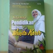Buku Nilai-Nilai Pendidikan Islam Dan Wanita Karir