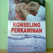 Buku Konseling Perkawinan Perspektif Agama-Agama