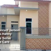 Rumah Berbaja Ringan Lantai GRANIT Harga Elok Di Puri Harapan (21044131) di Kab. Bekasi