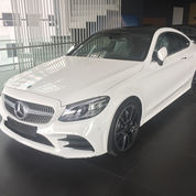Promo Terbaru Mercedes Benz C300 Coupe 2019