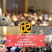 Gratis Seminar 3 Keahlian Terpenting Internet (21048559) di Kota Jakarta Barat