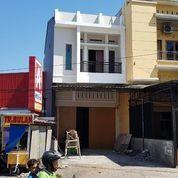 Ruko Jl Poros Hertasning Samping Alfamidi (21050207) di Kota Makassar