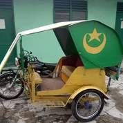 Becar Motor Bekas (21051463) di Kota Medan