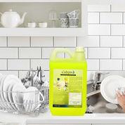 Calypso Sabun Pencuci Piring / Sabun Cuci Piring / Sabun Piring Ukuran Kemasan Jerigen 5 Liter
