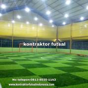 Dana Pembuatan Lapangan Futsal, - PROMO SPESIAL