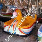 Bebek Kuning Sepeda Air Fiberglass Atau Sepeda Air Bebek Murah (21057915) di Kota Pontianak