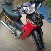 Honda Supra Fit New 2006 Plat AB