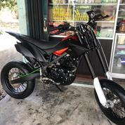 Kawasasi Treker 150 Cc Tahun 2017 Udah Jadi Super Moto Gan Edisi Gak Kepakai (21067891) di Kota Pekanbaru