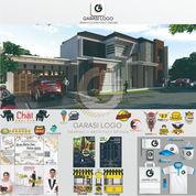 Jasa Desain Logo Dan Arsitek Murah Meriah Profesional (21072535) di Kota Surabaya
