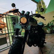 Yamaha Scorpio Modif Japstyle