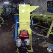 Mesin Giling Plastik Tipe KMB 1 Tanpa Penggerak