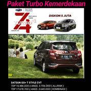 New Datsun Go+ T Style MT & CVT