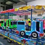 Komedi Putar Kereta Panggung Odong TAYO (21095831) di Kab. Bondowoso