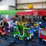 Wahana Mainan Odong Odong Kereta Panggung Ready STOCK 11 (21095971) di Kota Palembang