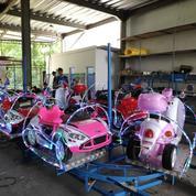 Kereta Panggung Odong Odong Bergaransi Siap Kirim (21096103) di Kota Palembang