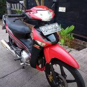 Honda Supra X 125 Plat B Tangerang Kota