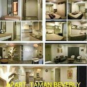 Apartemen Taman Beverly Hr Muhammad Mayjen Sungkono Mayjen Yono Suwoyo Surabaya Barat (21106315) di Kota Surabaya