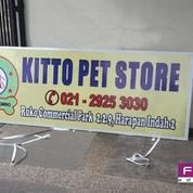 PAPAN NAMA / PLANG NAMA TOKO, BILBOARD USAHA (21107091) di Kota Bekasi