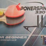 Tiang Net Tenis Meja Pingpong Powerspin 330