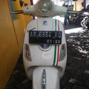 VESPA LX 150 TAHUN 2012 NEGO (21113275) di Kota Yogyakarta