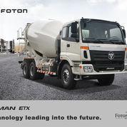 Promo Truck Mixer ( MOLEN ) FOTON DAIMLER (21116727) di Kota Jakarta Utara