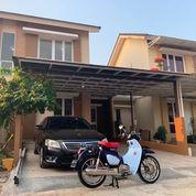Rumah Cantik 2 Lantai Serpong Paradise Cluster Vista (21117183) di Kota Tangerang Selatan