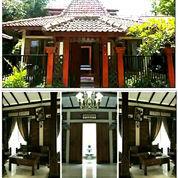 RUMAH STYLE JOGLO MODERN Dibarat Yogyakarta (21121519) di Kab. Bantul