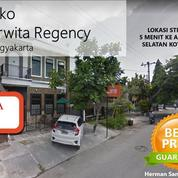 Ruko Murah 2 Lantai Di Perumahan Elite Perwita Regency Dekat Pusat Kota Yogyakarta (21121707) di Kota Yogyakarta