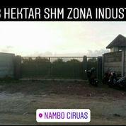 Tanah Ciruas 2.8 Ha Zona Industri Kab Serang Banten (21124863) di Kab. Serang
