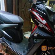 Yamaha X Ride Hitam 2018