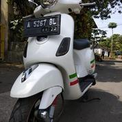 Piaggio Vespa Italy LX Tahun 2012 (21129539) di Kota Serang