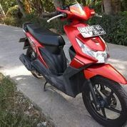 Honda Beat 110 Th 2010 Plat AB