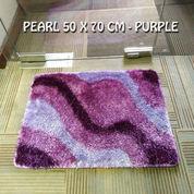 Karpet Keset Pearl Harga Grosir 50 X 70 Cm Mewah Elegant