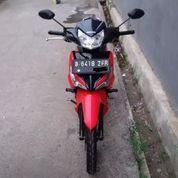 Honda Supra X 125 FI 2012 Plat B Depok