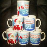 Mug Souvenir Murah Natal Dan Tahun Baru 2016