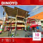 Guest House + Cafe 17 Kamar Luas 570 Di Dinoyo Kota Malang _ 431.19 (21144411) di Kota Malang