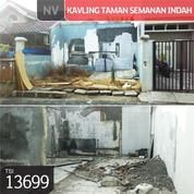 Kavling Taman Semanan Indah, Jakarta Barat, 6x16m, SHM (21147635) di Kota Jakarta Barat