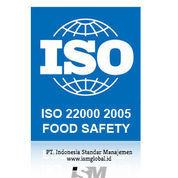 Jasa Sertifikasi ISO I ISO 22000 And HACCP (21151731) di Kota Jakarta Selatan