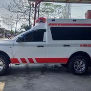 Karoseri Ambulance Mitsubishi Strada Triton (21157499) di Kab. Bekasi