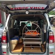 Modifikasi Ambulance Suzuki APV Arena (21157531) di Kab. Bekasi