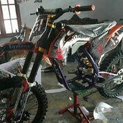 Rangka Motor Trail 150cc (21165635) di Kota Bau Bau