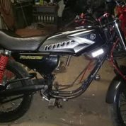 Rangka Motor Rx-King 2008