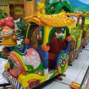 Kereta Rel Mainan
