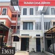 Rumah Casa Jardin, Jakarta Barat, 6x15m, 3 Lt, SHM (21168323) di Kota Jakarta Barat
