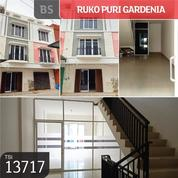 Ruko Puri Gardena, Jakarta Barat, 4x11m, 4 Lt, SHM (21177931) di Kota Jakarta Barat