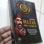 Buku Bekas Sultan Abdul Hamid II