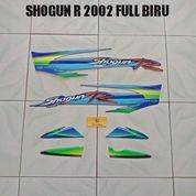 Striping Shogun R 2002 Full Biru (21180999) di Kota Jambi