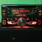 Kenwood DPX 5000 BT, Mulus Seperti Baru